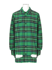 Off White(オフホワイト) DIAG SPRAY CHECK SHIRT