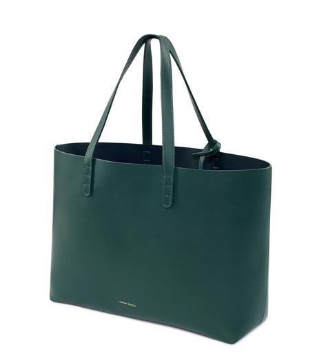 Mansur Gavriel(マンサーガブリエル)のSmall Tote-GREEN(バッグ/bag)-002B-22 詳細画像2