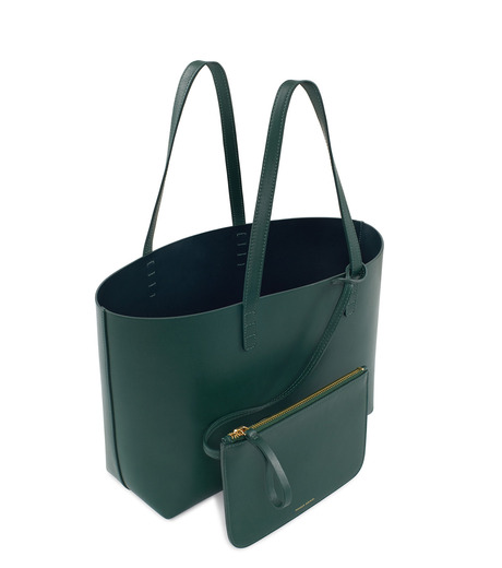 Mansur Gavriel(マンサーガブリエル)のSmall Tote-GREEN(バッグ/bag)-002B-22 詳細画像3