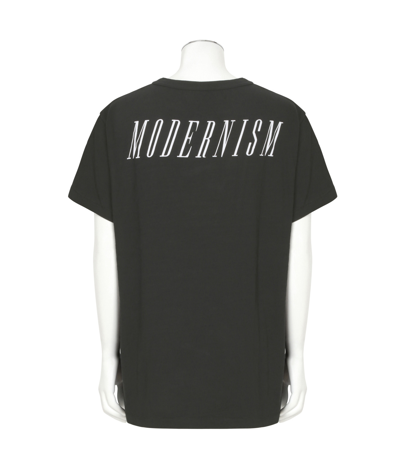 Off White(オフホワイト)のMODERNISM T-BLACK(カットソー/cut and sewn)-002S7001134-13 拡大詳細画像2