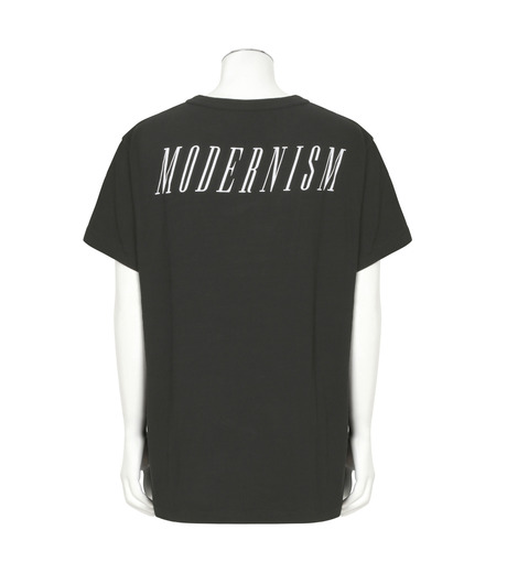 Off White(オフホワイト)のMODERNISM T-BLACK(カットソー/cut and sewn)-002S7001134-13 詳細画像2