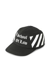 Off White(オフホワイト) School of Law Cap