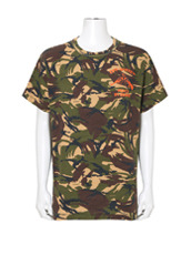 Off White(オフホワイト) CAMOUFLAGE T