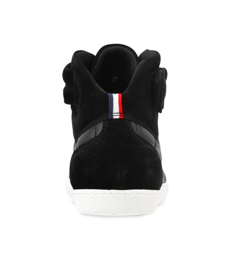 Moncler Gamme Bleu(モンクレールガムブルー)のLeather sneaker-BLACK-00415-00-13 詳細画像3