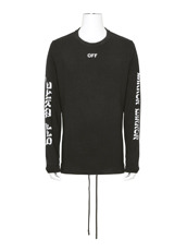 Off White(オフホワイト) QUOTES LONGSLEEVE