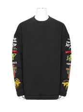 Off White(オフホワイト) MIX ROCK CREWNECK