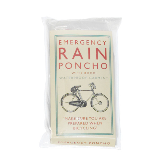 DETAIL(ディテール)のEmergency Rain poncho-NONE(OTHER-GOODS/OTHER-GOODS)-1-2788-0 詳細画像1