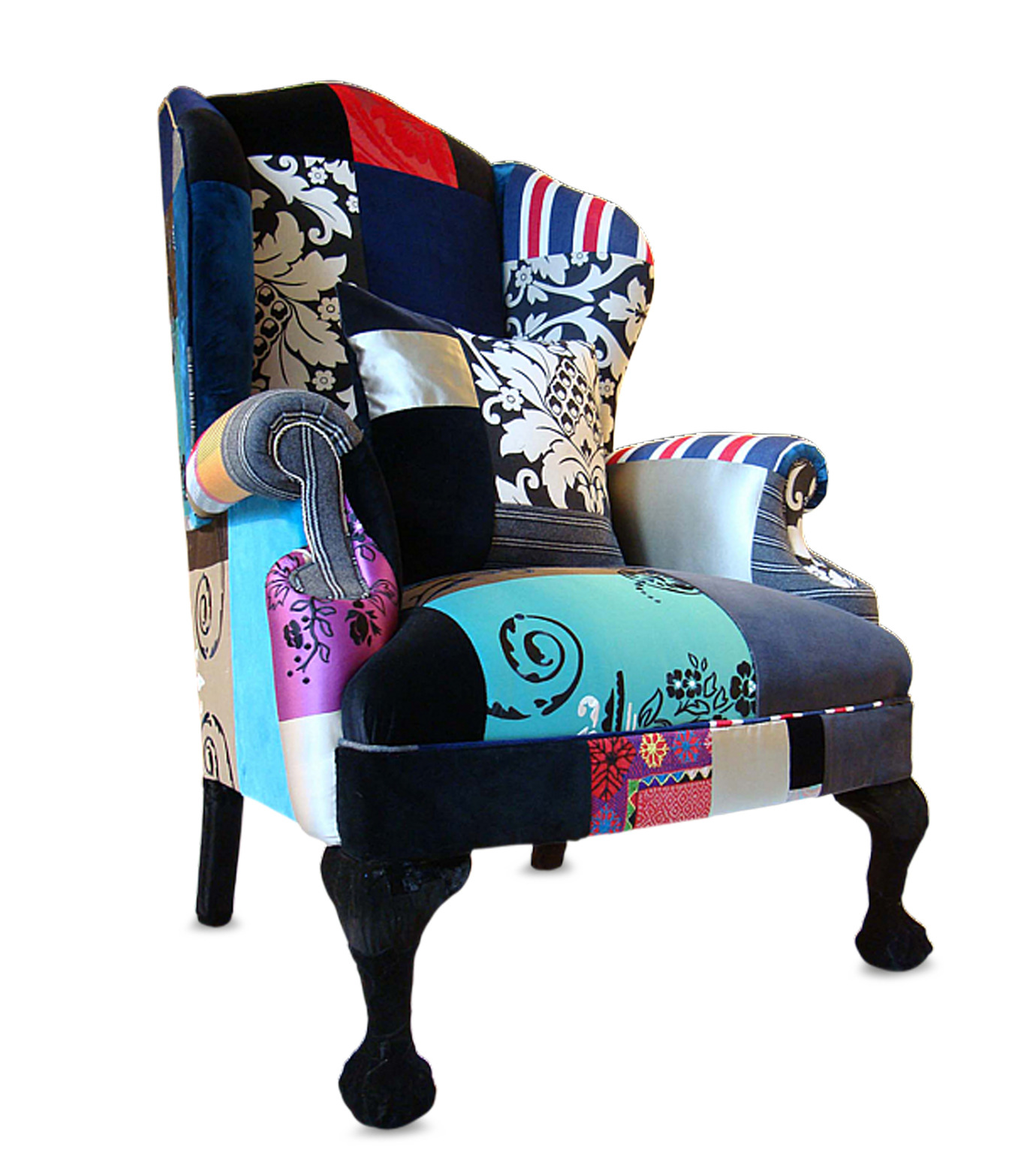 Squintlimited(スクイントリミテッド)のSelkirk wing chair-NONE-10-0 拡大詳細画像1