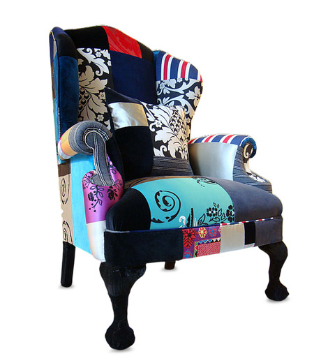 Squintlimited(スクイントリミテッド)のSelkirk wing chair-NONE-10-0 詳細画像1