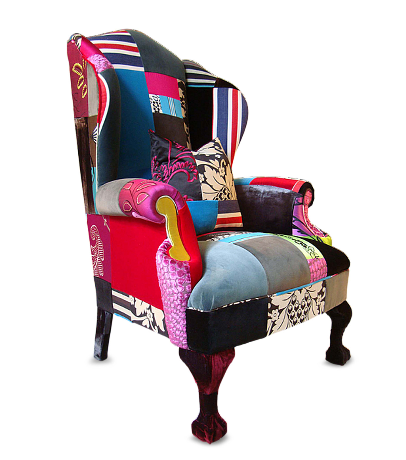 Squintlimited(スクイントリミテッド)のSelkirk wing chair-NONE-10-0 拡大詳細画像2
