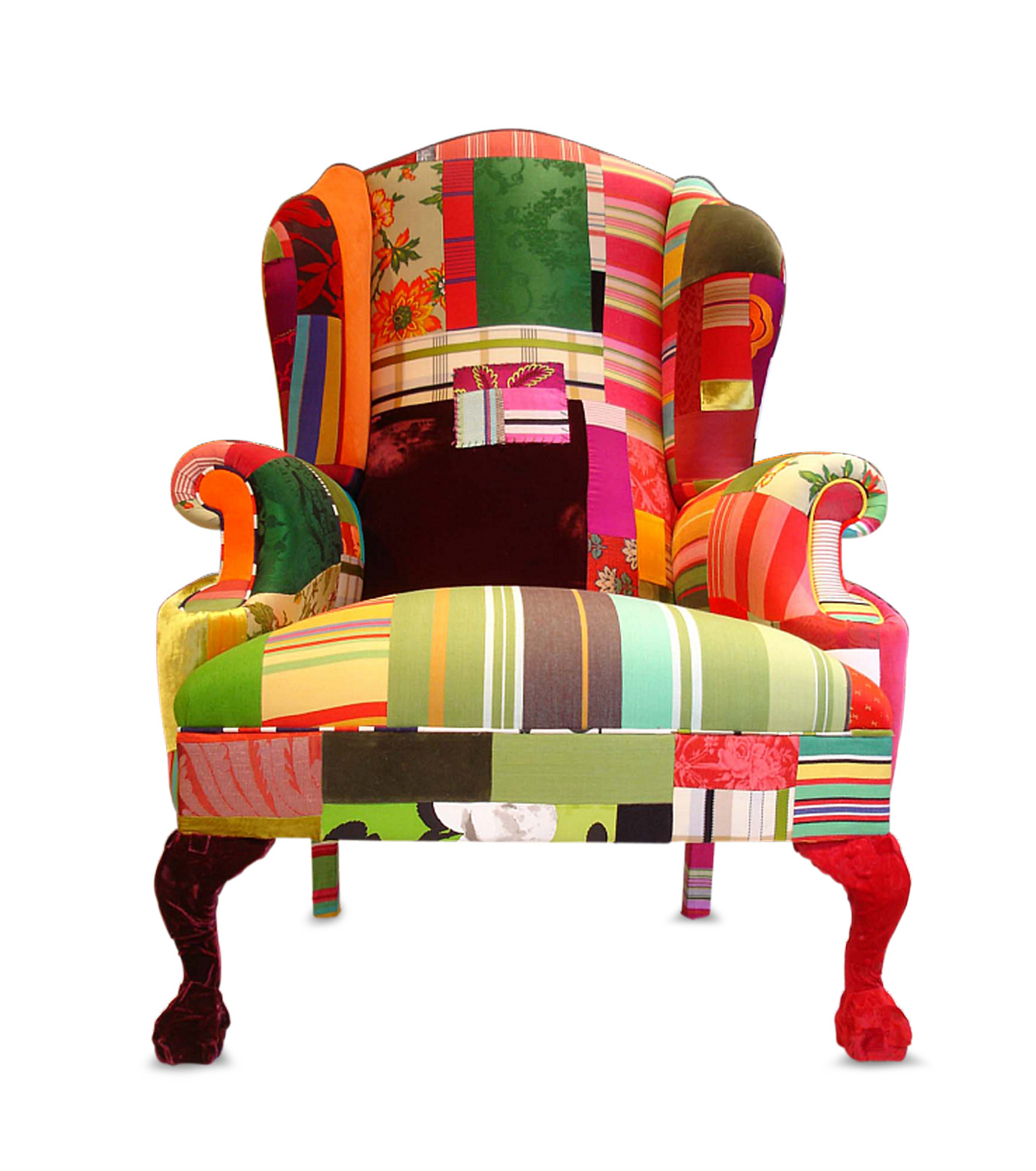 Squintlimited(スクイントリミテッド)のSelkirk wing chair-NONE-10-0 拡大詳細画像3