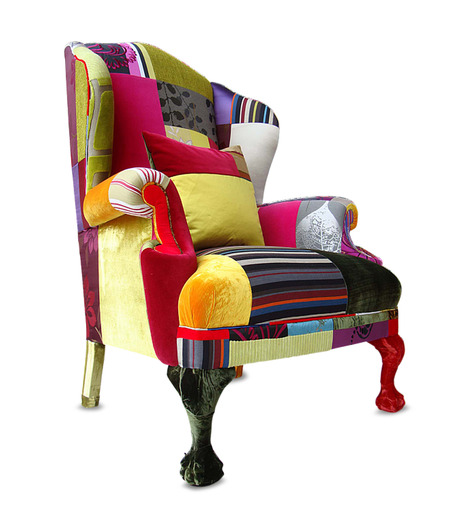 Squintlimited(スクイントリミテッド)のSelkirk wing chair-NONE-10-0 詳細画像4