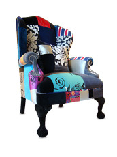 Squintlimited Selkirk wing chair