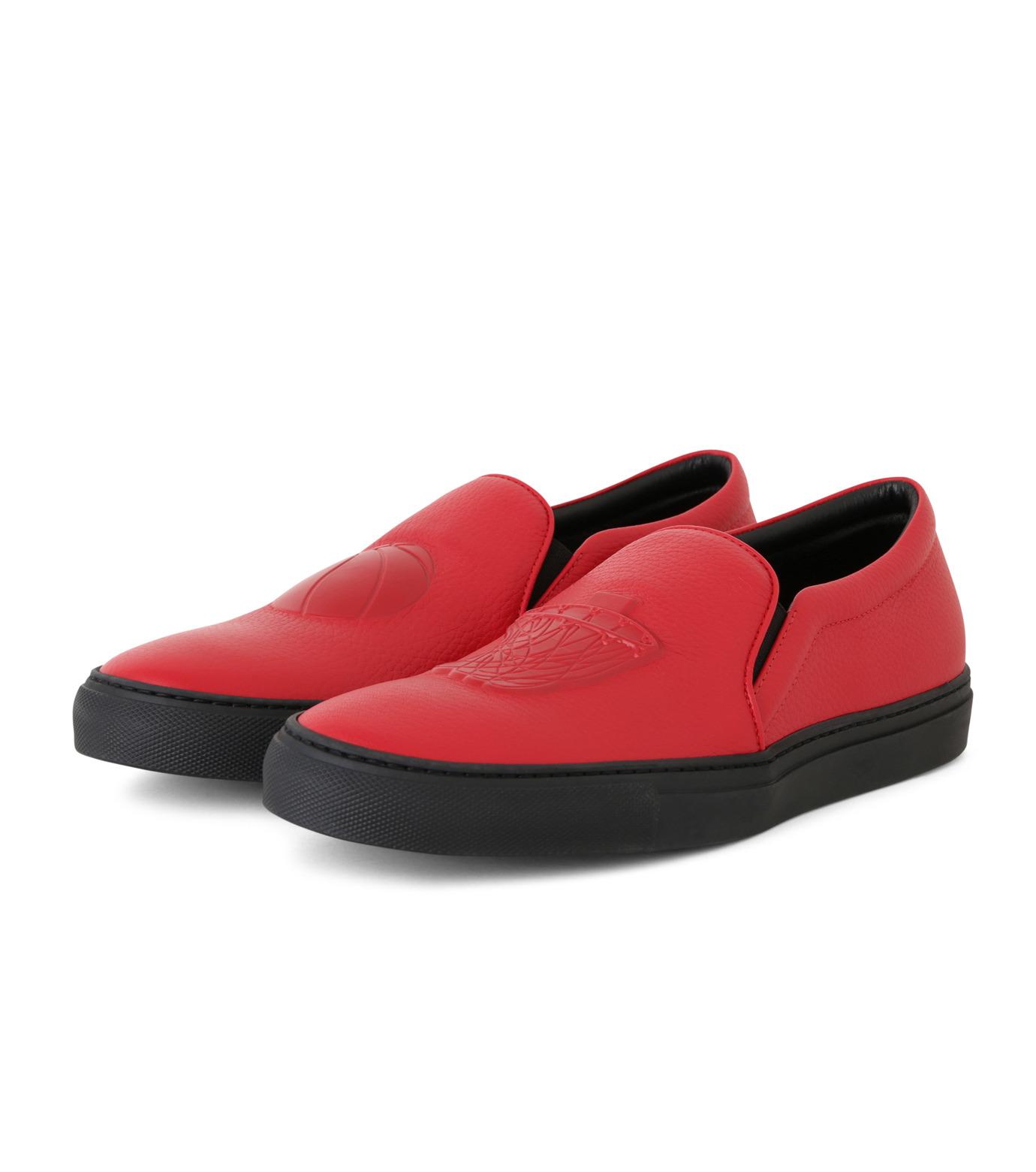 Joshua SANDERS(ジョシュア・サンダース)のBulls-BORDEAUX(スニーカー/sneaker)-10017-63 拡大詳細画像1
