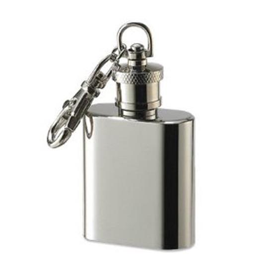 DCI(ディーシーアイ)のMini Flask Keychain-SILVER(インテリア/interior)-10163-1 詳細画像2