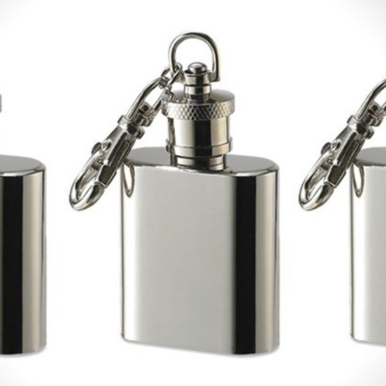 DCI(ディーシーアイ)のMini Flask Keychain-SILVER(インテリア/interior)-10163-1 詳細画像6