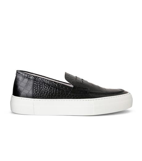 Joshua SANDERS(ジョシュア・サンダース)のBlack Cocco-BLACK(スニーカー/sneaker)-10185-13 詳細画像1