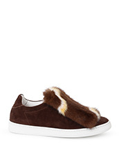 Joshua SANDERS Mink Lace Up