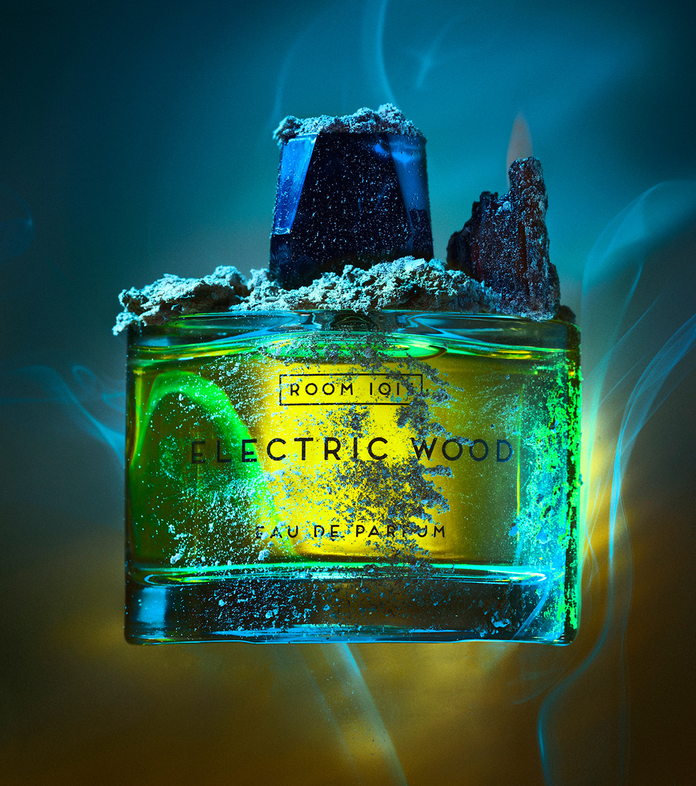 ROOM1015()のElectric Wood eau de parfum-WHITE(FRAGRANCE-GROOMING/フレグランス/FRAGRANCE-GROOMING/fragrance)-102FR-EW0124-4 拡大詳細画像4