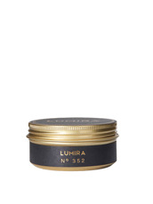 LUMIRA Travel Candle No.352 Leather & Cedar