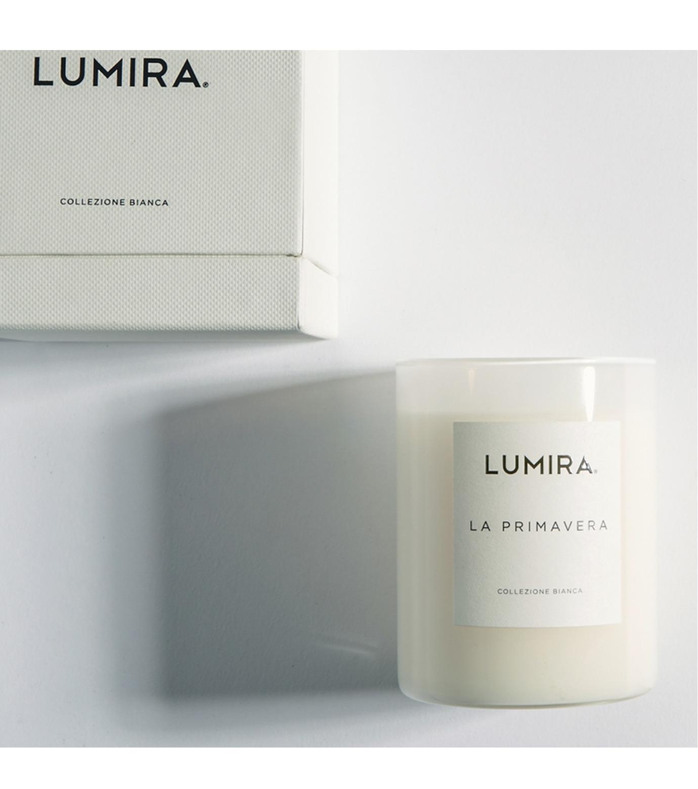 LUMIRA(ルミラ)のCollezione Bianca La Primavera-WHITE(キャンドル/candle)-103-CA-021-4 拡大詳細画像3