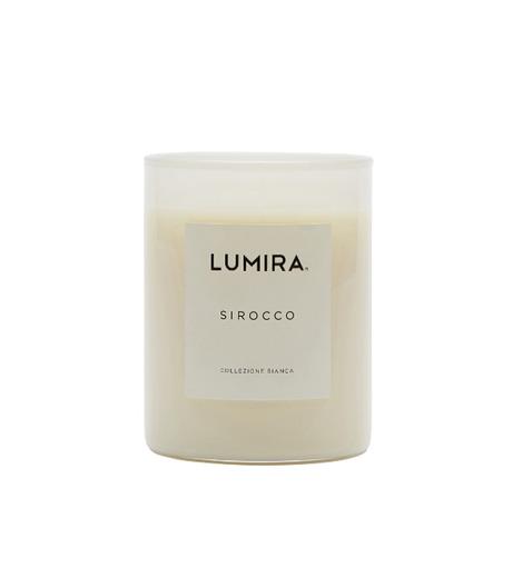 LUMIRA(ルミラ)のCollezione Bianca Sirocco-WHITE(キャンドル/candle)-103-CA-022-4 詳細画像1