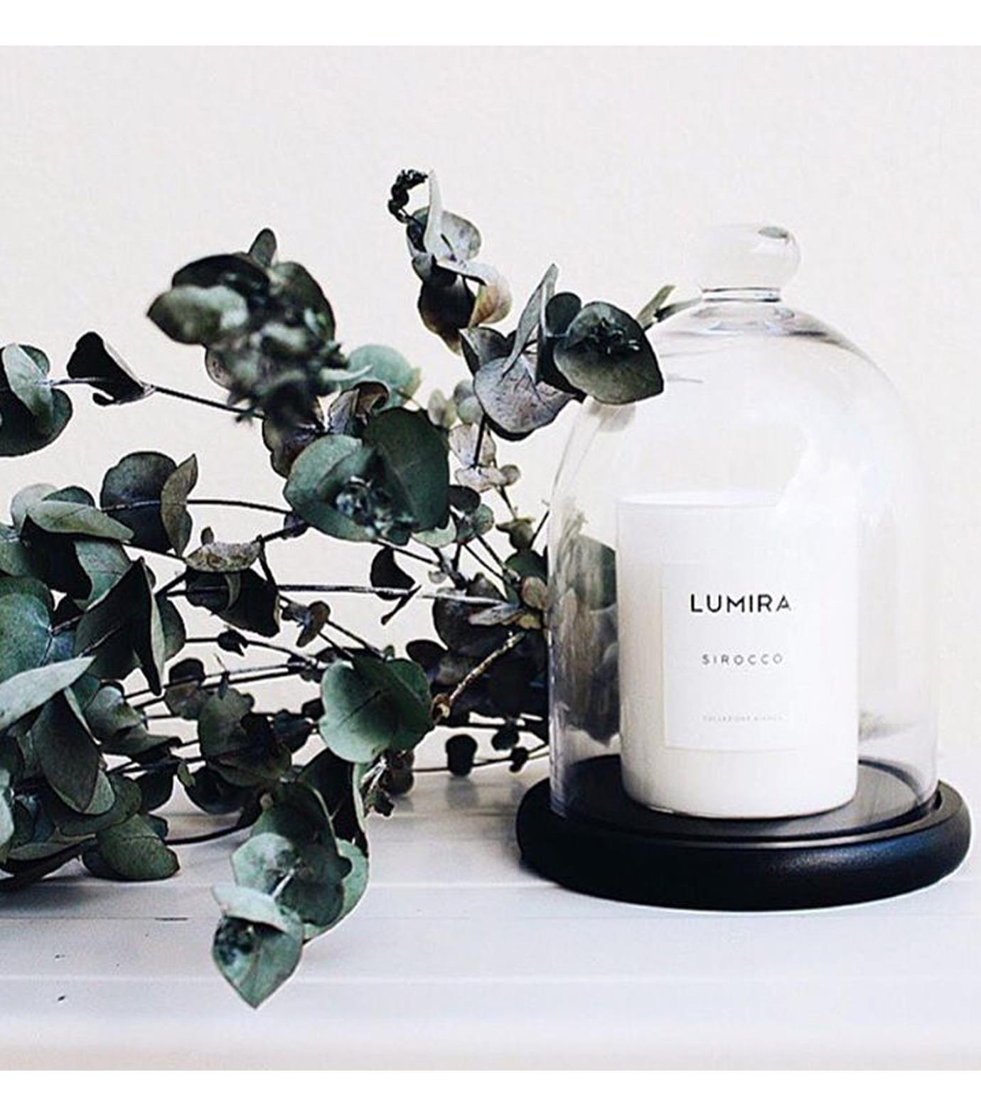 LUMIRA(ルミラ)のCollezione Bianca Sirocco-WHITE(キャンドル/candle)-103-CA-022-4 拡大詳細画像4
