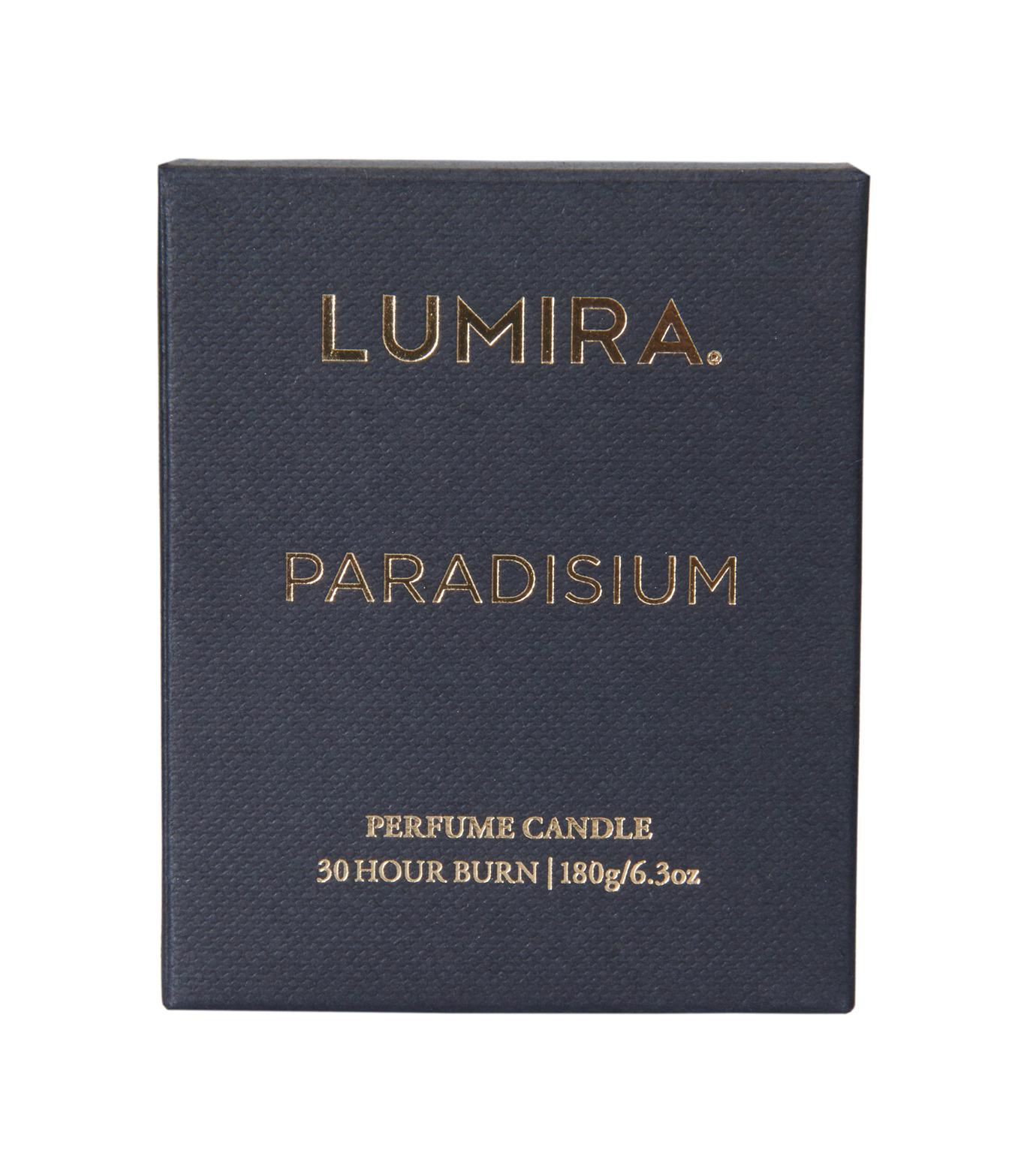 LUMIRA(ルミラ)のParadisium Candle-BLACK(キャンドル/candle)-103-FA-002-13 拡大詳細画像2