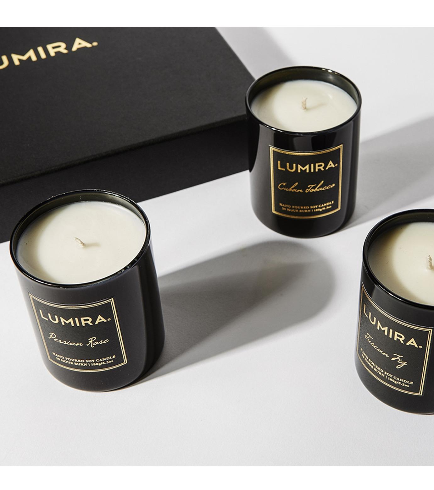 LUMIRA(ルミラ)のMini Destinations Gift Box-BLACK(キャンドル/candle)-103-GB-001-13 拡大詳細画像5