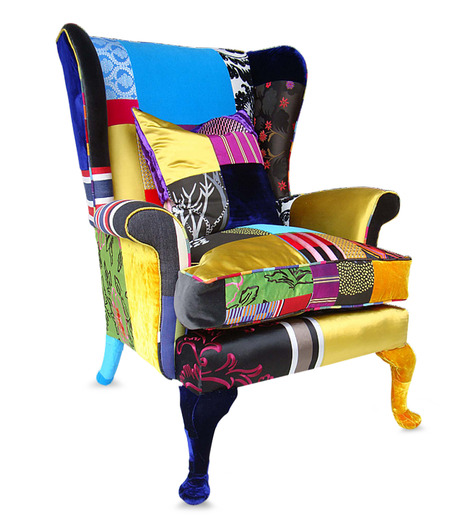 Squintlimited(スクイントリミテッド)のParker Knoll chair-NONE-11-0 詳細画像2