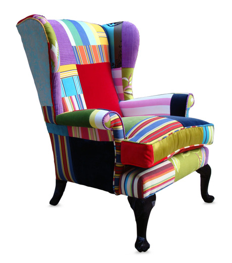 Squintlimited(スクイントリミテッド)のParker Knoll chair-NONE-11-0 詳細画像4