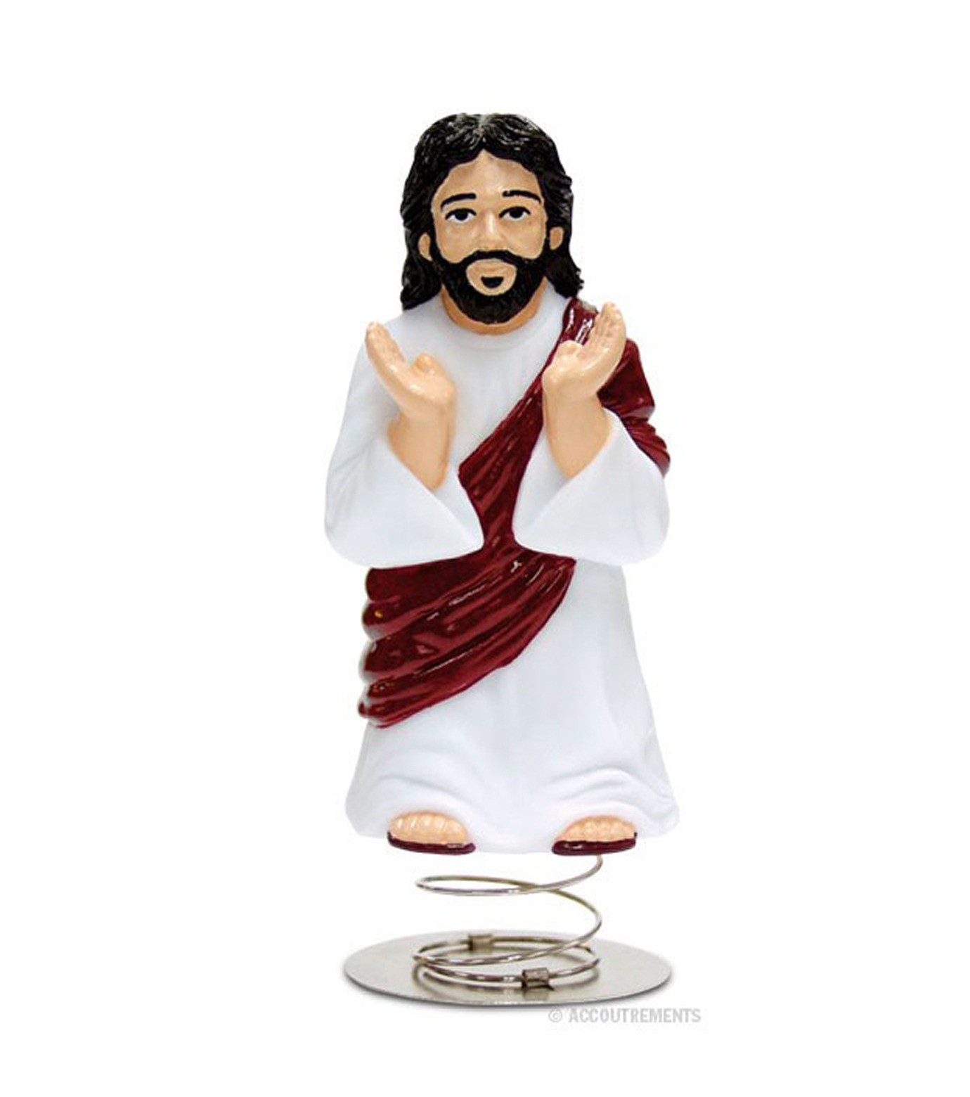 Accoutrements(アクータメンツ)のDashboard Jesus-WHITE(アザーズ/others)-11093-4 拡大詳細画像1