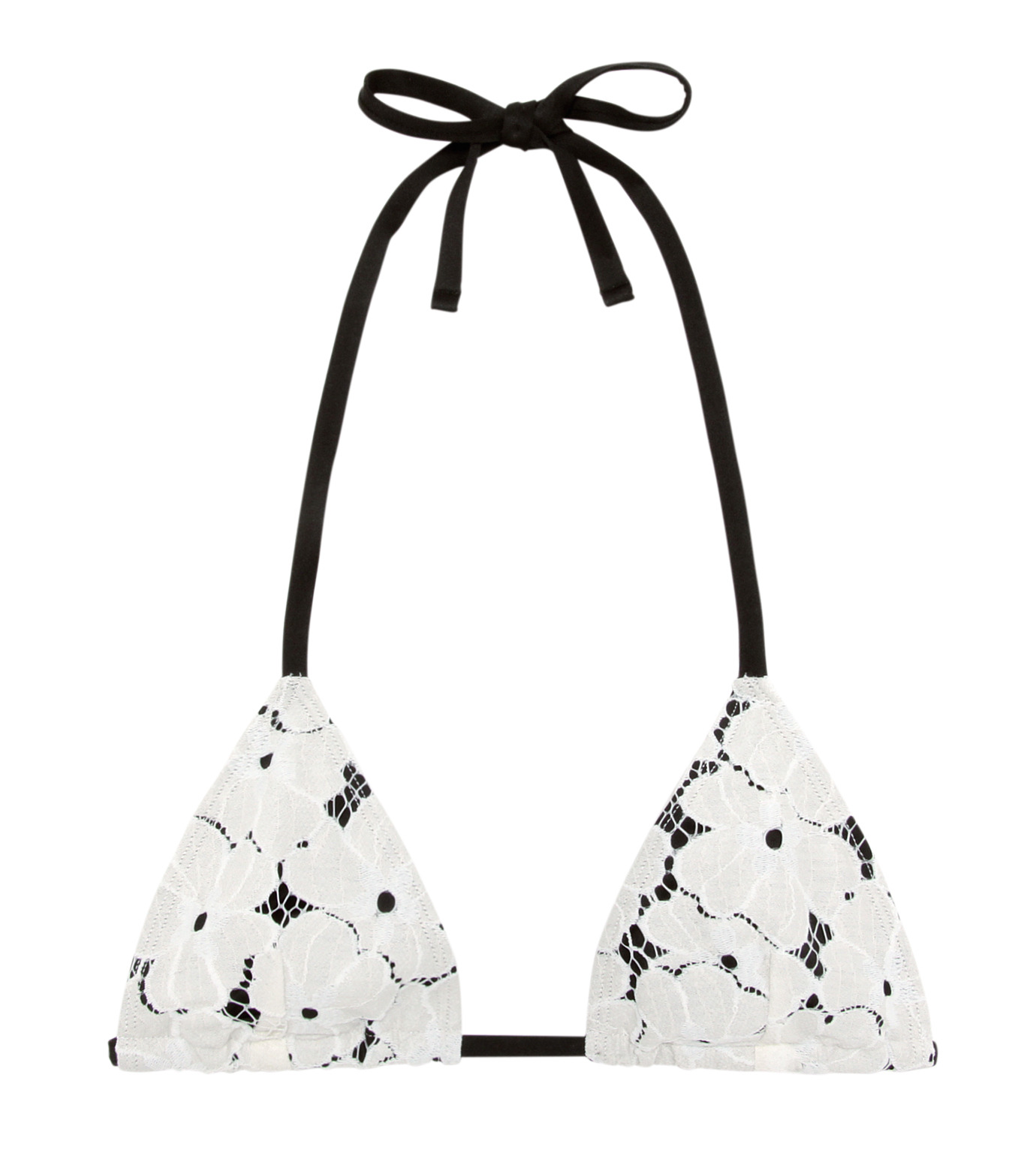 Zinke(ジンケ)のBari Triangle Top-WHITE(SWIMWEAR/SWIMWEAR)-1121215-4 拡大詳細画像1