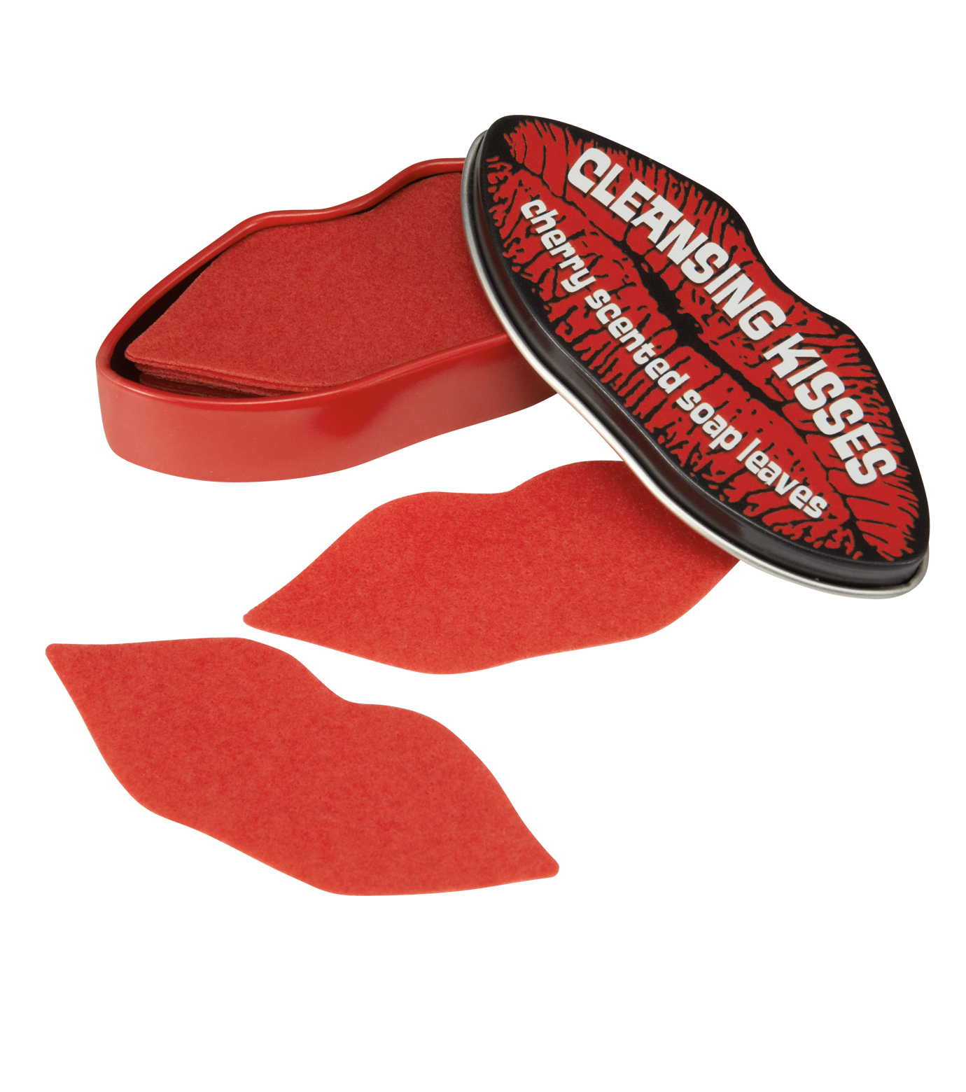 Accoutrements(アクータメンツ)のCleansing Kisses Soap Leaves-RED(アザーズ/others)-12115-62 拡大詳細画像1