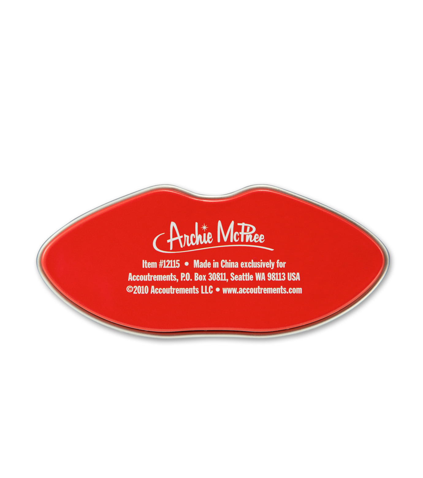 Accoutrements(アクータメンツ)のCleansing Kisses Soap Leaves-RED(アザーズ/others)-12115-62 拡大詳細画像3