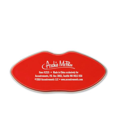 Accoutrements(アクータメンツ)のCleansing Kisses Soap Leaves-RED(アザーズ/others)-12115-62 詳細画像3
