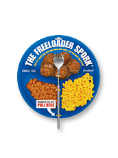 Accoutrements Spork-Freeloader