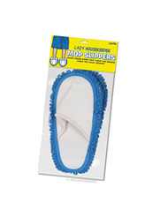 Accoutrements Lazy Housekeeper Mop Slippers