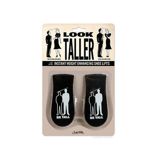Accoutrements(アクータメンツ)のLook Taller Shoe-BLACK(OTHER-GOODS/OTHER-GOODS)-12204-13 詳細画像1