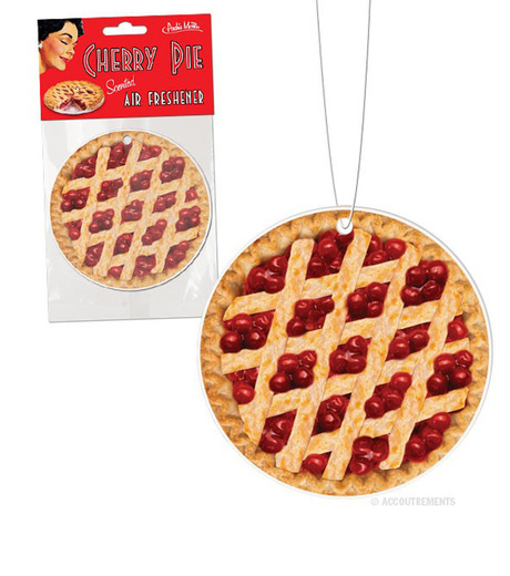Accoutrements(アクータメンツ)のCherry Pie Air Freshener-BROWN(アザーズ/others)-12214-42 詳細画像1