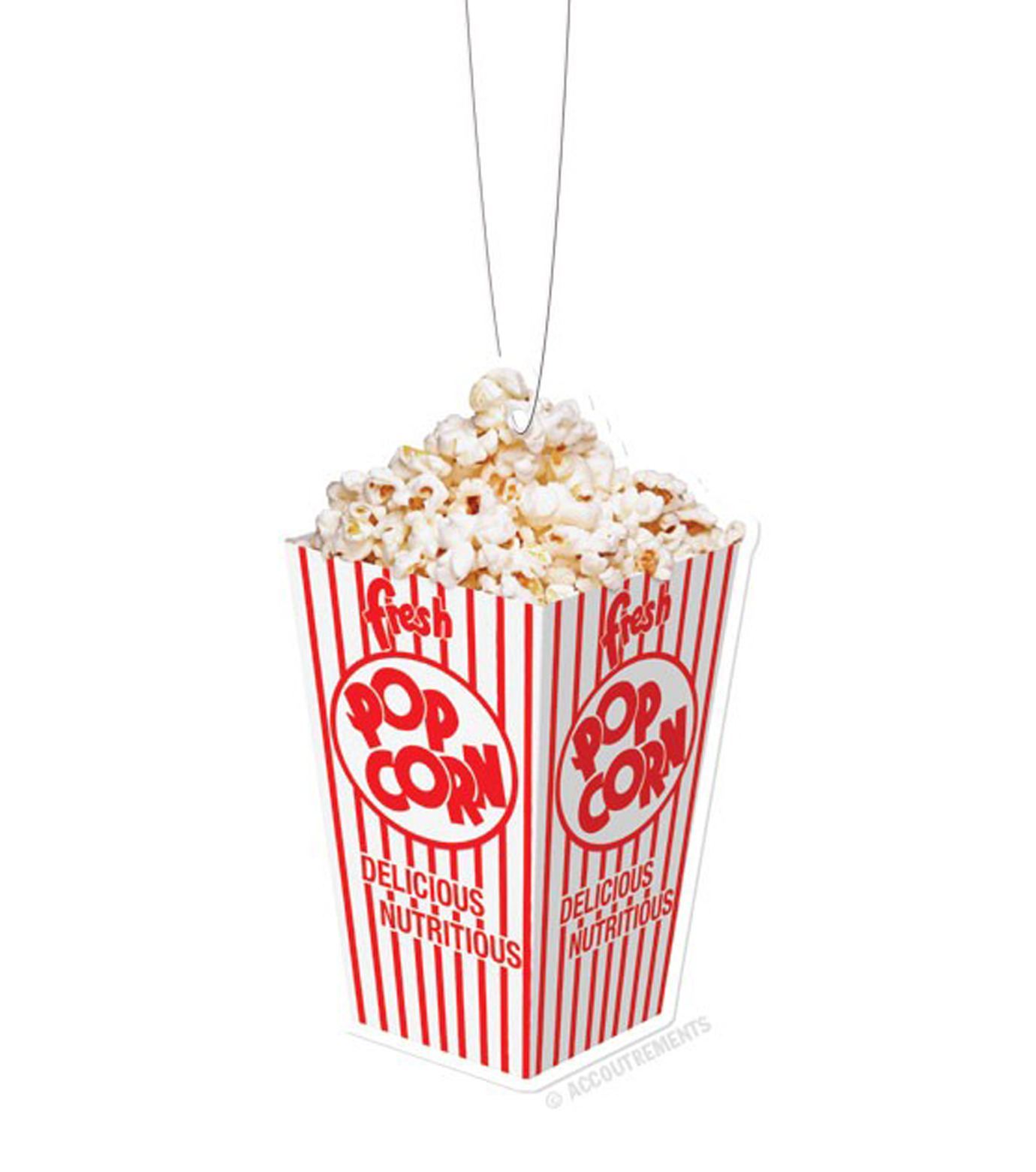 Accoutrements(アクータメンツ)のButtered Popcorn Air Freshener-RED(アザーズ/others)-12218-62 拡大詳細画像1