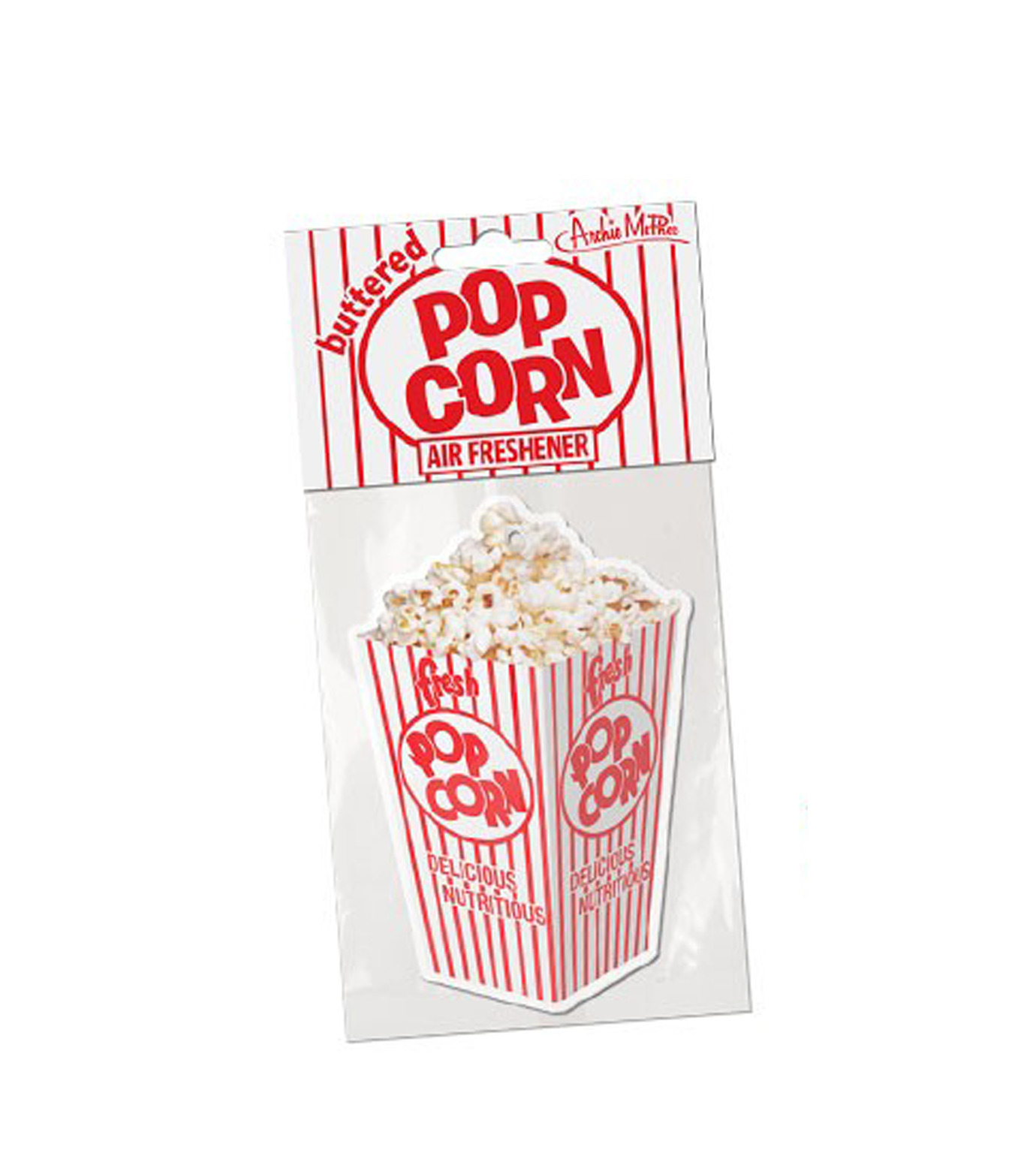 Accoutrements(アクータメンツ)のButtered Popcorn Air Freshener-RED(アザーズ/others)-12218-62 拡大詳細画像2