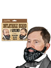 Accoutrements Inflatable Beard