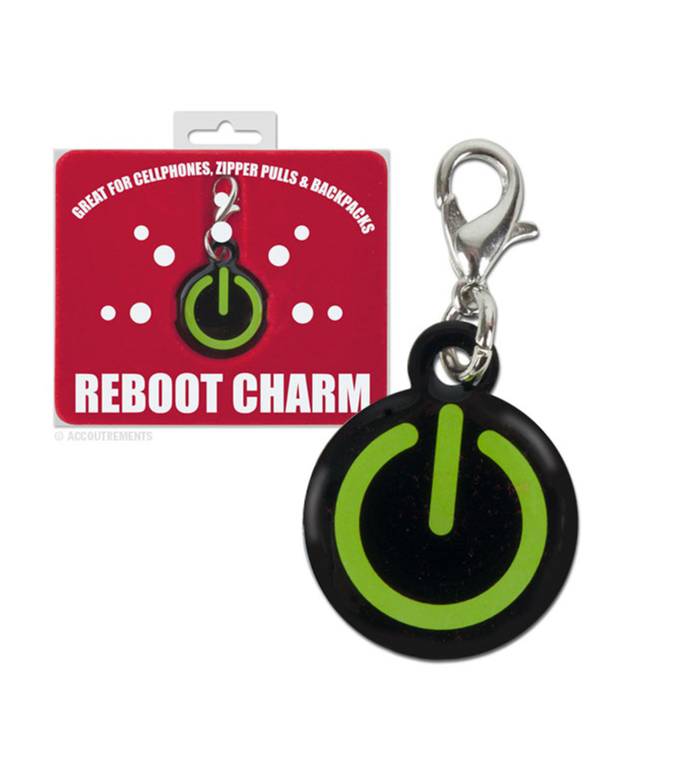 Accoutrements(アクータメンツ)のReboot Charm-BLACK(OTHER-GOODS/OTHER-GOODS)-12228-13 拡大詳細画像2