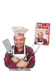 Accoutrements BBQ Chef Hat