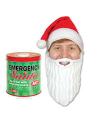 Accoutrements Emergency santa kit