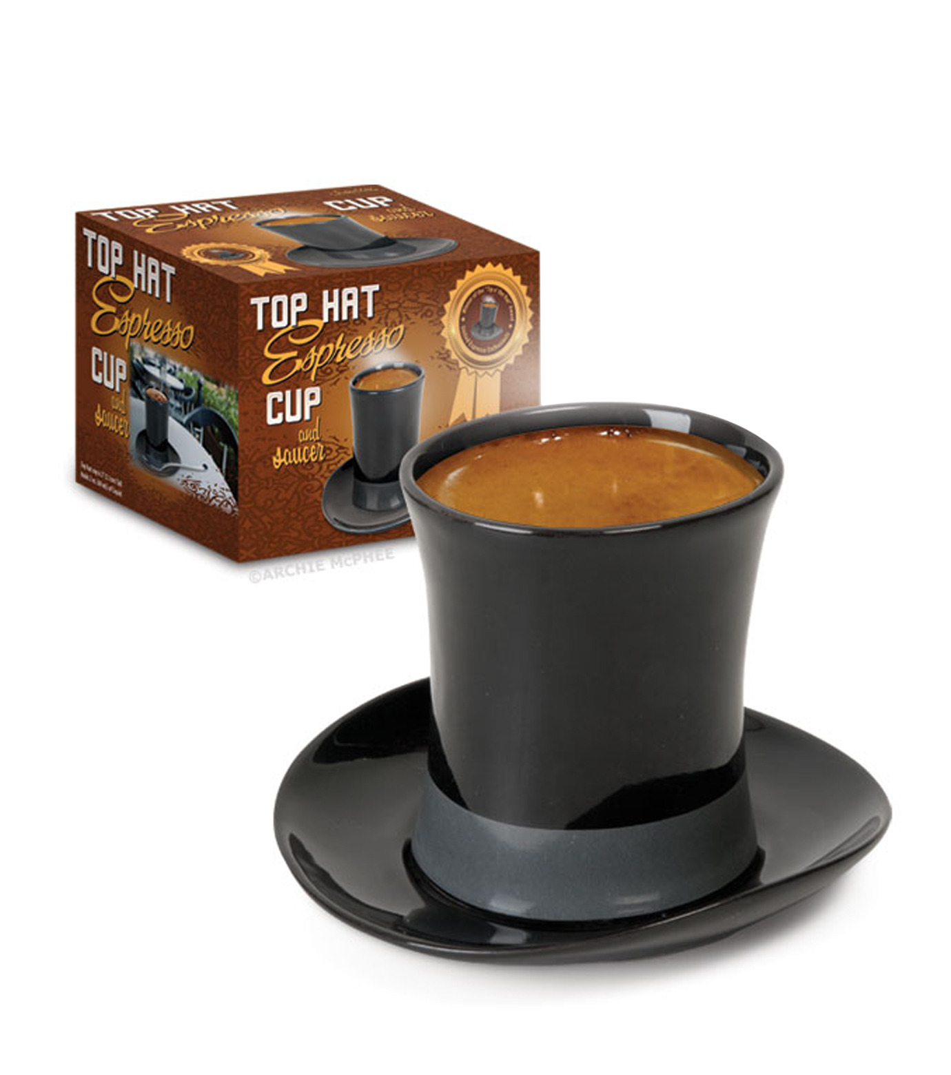 Accoutrements(アクータメンツ)のTop hat espresso-BLACK(アザーズ/others)-12329-13 拡大詳細画像1