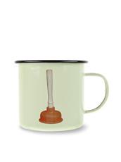 Seletti(セレッティ) Enamel Mug -Plungers-