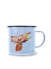 Seletti(セレッティ) Enamel Mug -Bird-