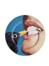 Seletti(セレッティ) Plates -Crow-